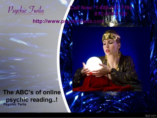 The ABC's of online psychic reading - 웹