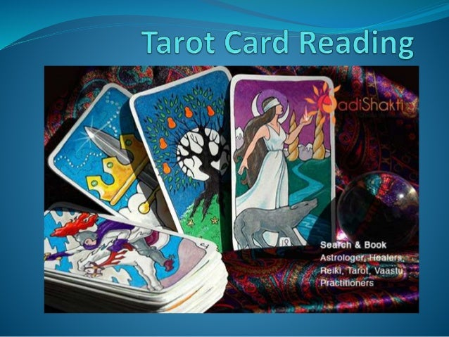  The concept of tarot card reading was originated in the mid 15th century with a view of telling about the future life an...