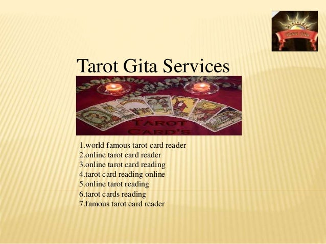 world famous tarot card reader | online tarot card reading