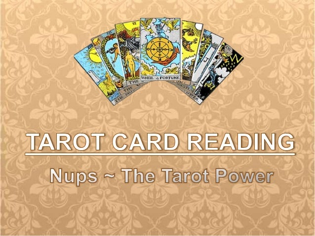 What is Tarot Card Reading ? slideshare - 웹