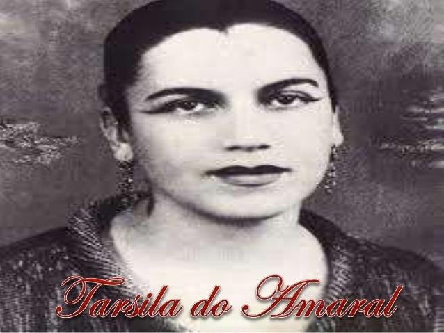 Tarsila do Amaral foi uma das mais importantes pintoras brasileiras do movimento modernista. Nasceu na cidade de Capivari...