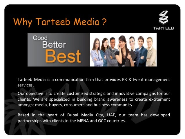 Tarteeb - Company Profile Slide 2