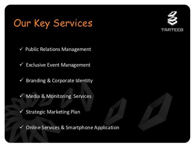 Tarteeb - Company Profile Slide 3