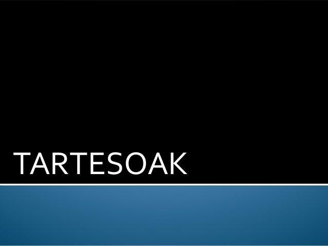 TARTESOAK