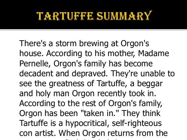 Tartuffe plot summary