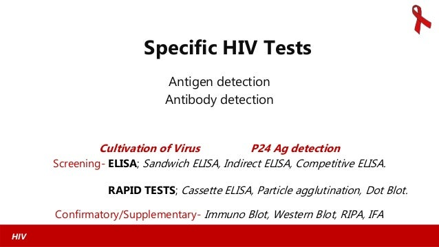 the importance and need for mandatory aids testing Hiv testing in the united states published: jun 27,  key dates in the history of hiv testing 9: 1981: first aids case  hiv testing is mandatory in the us in .