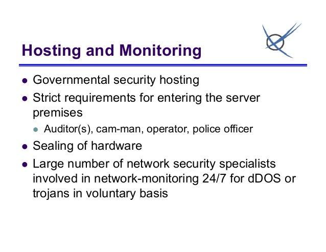 Server hosting estonia