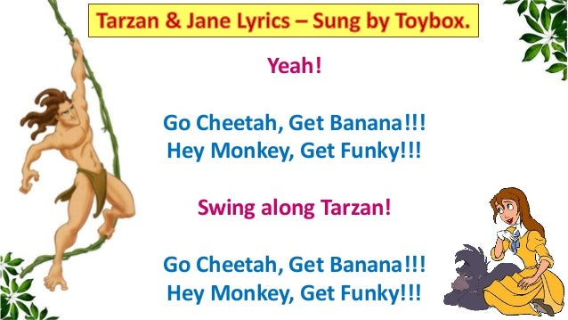 Banana tree lyrics