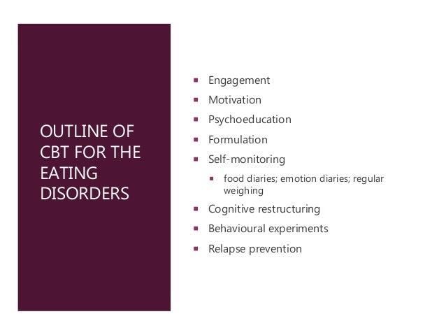 Transtornos Alimentares e Psicoterapia