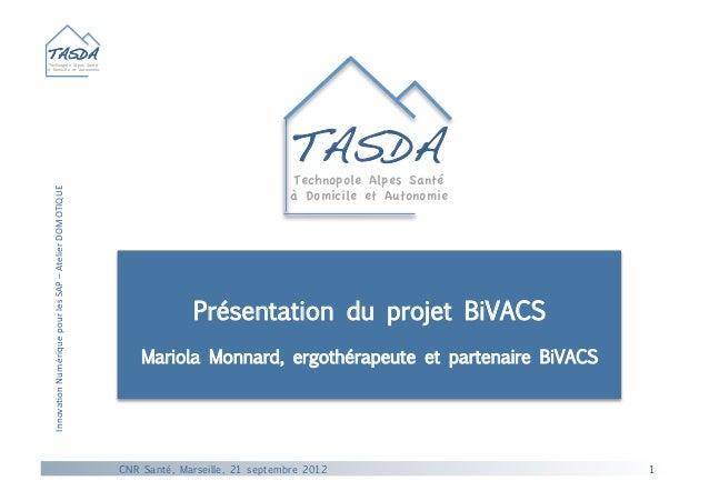 TASDA!Technopole Alpes Santéà Domicile et Autonomie                                                                       ...