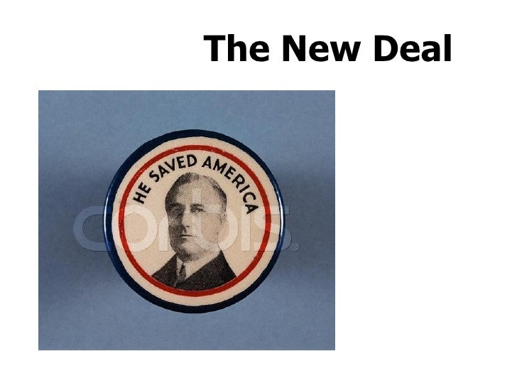 "new deal outline Prompt: how ""revolutionary"" was the new deal evaluate the significant changes that it brought and determine how different the nation became because of it."