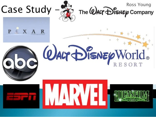 disney case study slideshare Strategic management 5301 walt disney-pixar analysis studies show that employees of acquired disney should also be cautious of the potential mass exodus of.