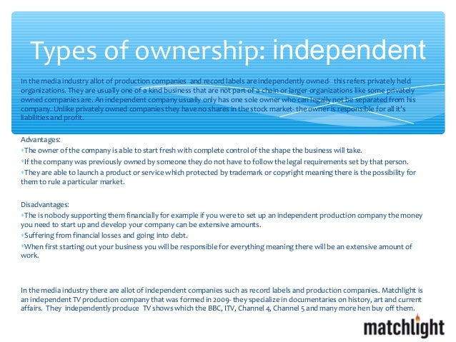 What are some independently owned industrial companies?