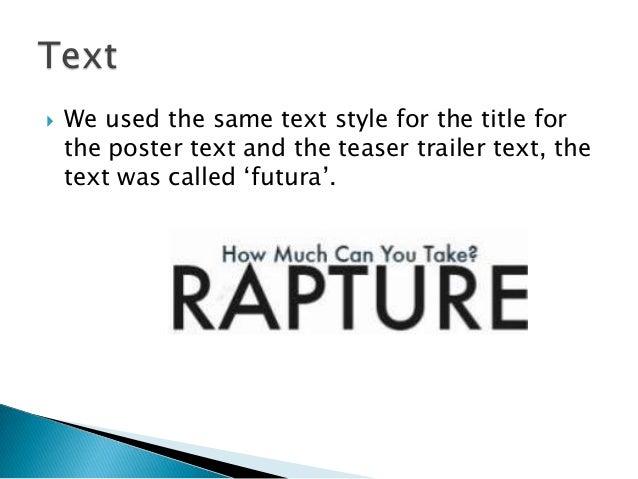Task 2 for my media Slide 2