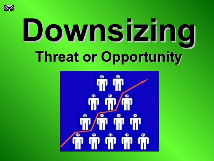 Downsizing Task 2750