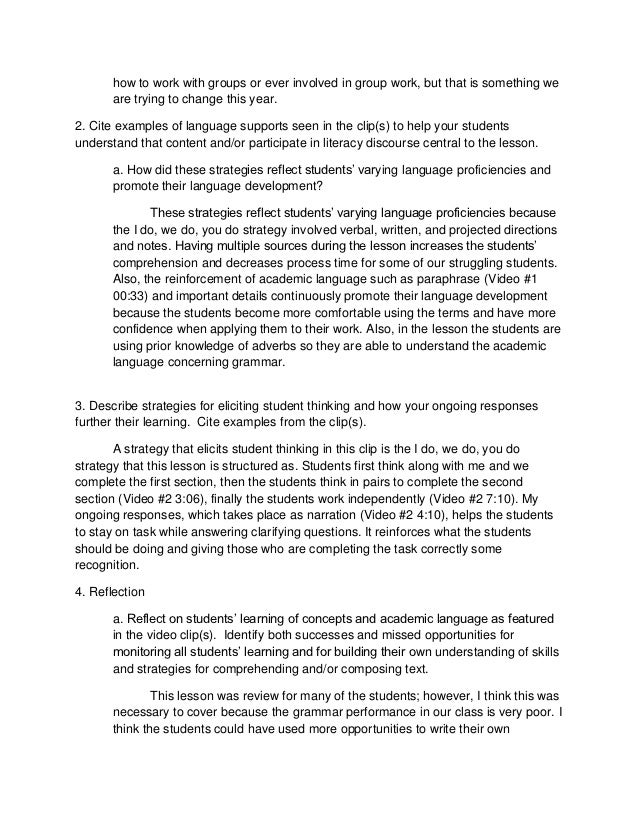Research Proposal Essay Reflection Paper Reflection On The Group Project Introduction English Model Essays also High School Dropouts Essay Reflection Essay On Group Presentation Example Of English Essay