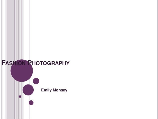 FASHION PHOTOGRAPHY  Emily Monsey