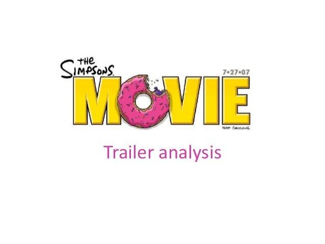 Trailer analysis
