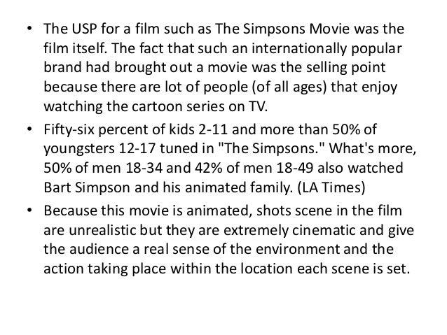 Task 3   analysis of film trailer Slide 2