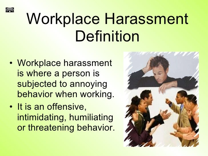 What Is Considered Sexual Harassment In The Workplace