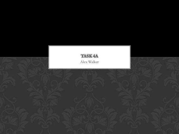 TASK 4AAlex Walker