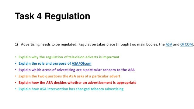 regulating manipulative advertisements To date, it appears that voluntary self regulation has been the principle means employed by the government in dealing with junk food advertising to children see the relevant excerpt from the strategy below.