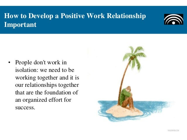 develop productive working relationships with colleagues D1 develop productive working relationships with colleagues 4) how to identify conflicts of interest with colleagues and the measurements that can be used to manage or remove them a conflict of interest occurs when an individual or organisation is involved in multiple interests, one of which could possibly corrupt the motivation for an act in [].
