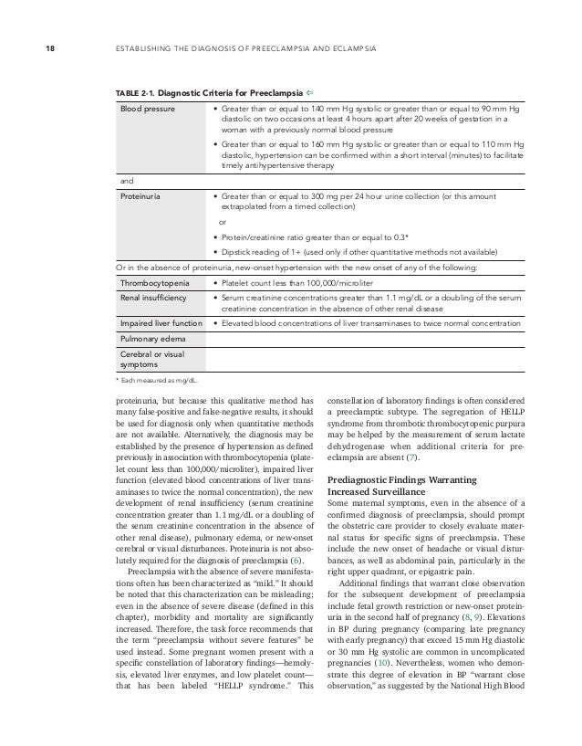 task force in hypertension in pregnancy acog 2013 rh slideshare net ACOG Prenatals ACOG Prenatals