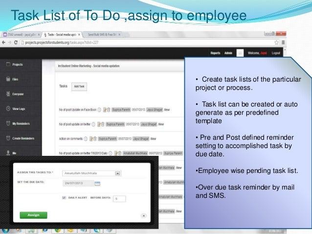 Task Management System (Tms)