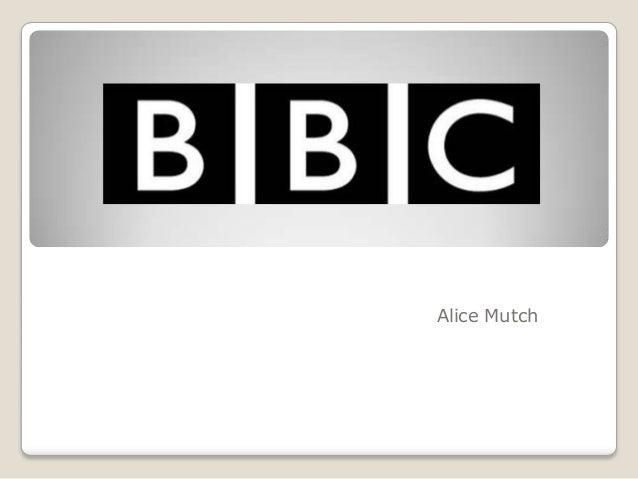 Alice Mutch