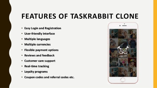 Taskrabbit Clone Slide 3