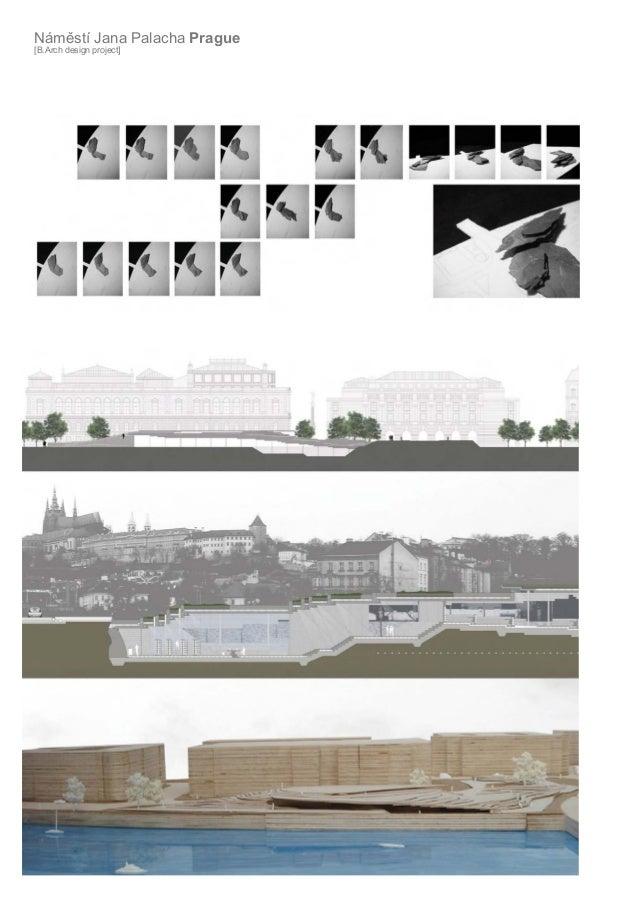 Náměstí Jana Palacha Prague[B.Arch design project]