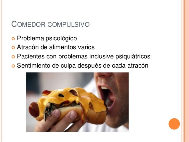 Trastornos alimenticios en mexico simple file for Comedor compulsivo