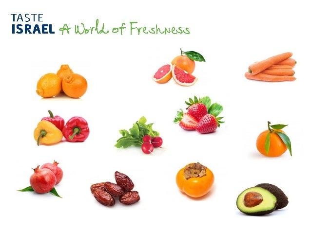 Taste Israel - Fruit Logistica 2014