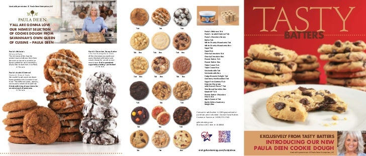 tastyUsed with permission. © Paula Deen Enterprises, LLCY'all are gonna loveour newest selection                          ...