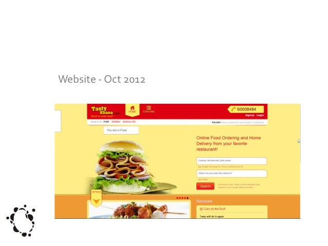 case study tasty food Social media case study : tasty khana 1 tastykhana case study the online food mall 2 the brief 3 the online ordering experience tastykhana should be an experience rather than just a new way to order food: online.