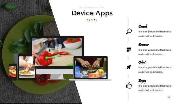 Tasty food powerpoint template 37 tasty powerpoint template toneelgroepblik Gallery