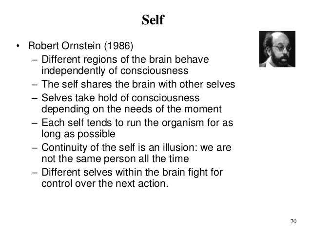 five kinds of selves ulric neisser Know thyself personal the cognitive scientist ulric neisser said that we tuck away information in various pockets of memory our future selves guide us.