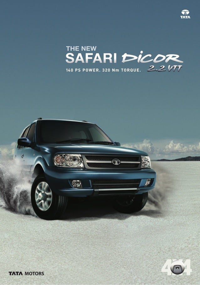 REVERSE GUIDE SYSTEM      SUVs often have a rear visibility problem. Therefore, the Safari range has been equipped with aw...