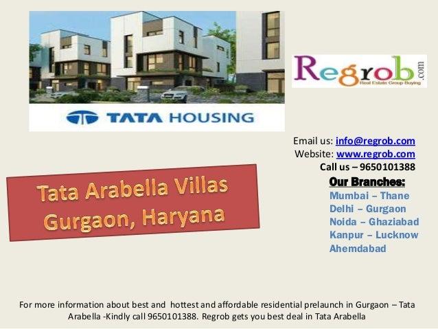 Email us: info@regrob.com Website: www.regrob.com Call us – 9650101388  Our Branches: Mumbai – Thane Delhi – Gurgaon Noida...