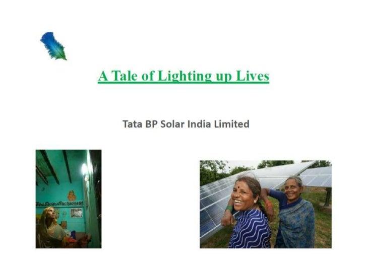 Tata bp   impact business award