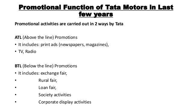 brand management tata motors The board of directors of tata motors comprises of eminent personalities like mr n chandrasekaran, mr nasser munjee, mr vinesh k jairath, dr ralf speth, ms falguni s nayar, mr o p bhatt, ms.