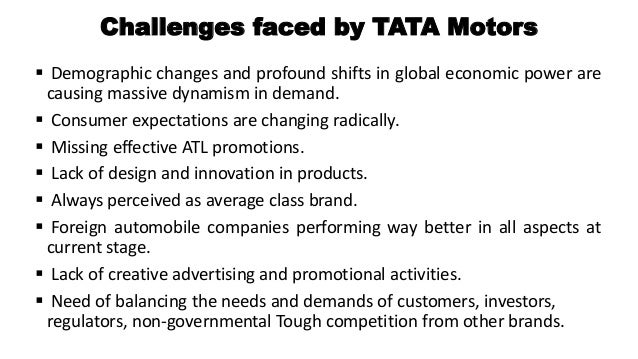 Tata Motors Ltd.
