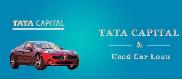 Used Car Loan >> Tata Capital Used Car Loan In Hyderabad