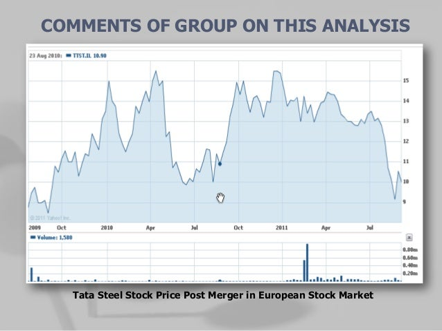 tata corus acquisition Even before the celebrations over the corus acquisition subsided, tata steel had to reckon with the streaks of red on its balance sheets as losses mounted.
