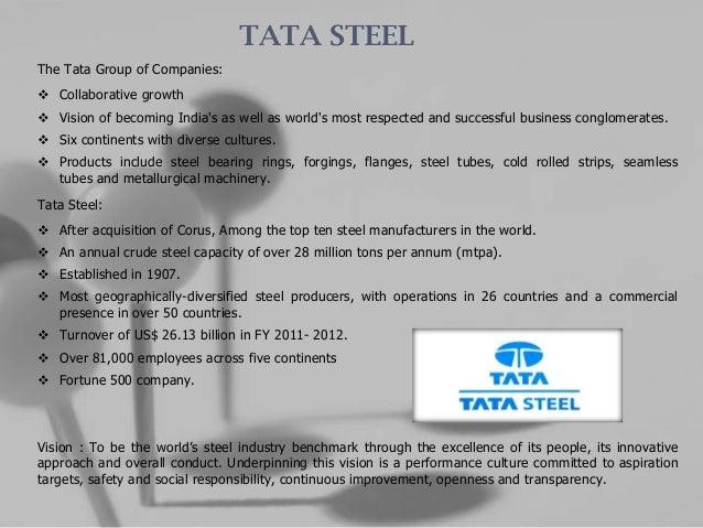 tata corus acquisition Tata corus deal analysis of acquisition of corus by tata steel wednesday, october 29, 2008 the acquisition allowed tata steel entry into the european market.