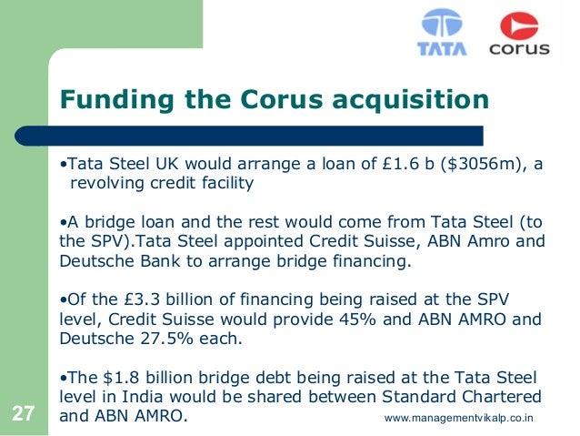 Why the Tata-Corus merger was doomed to fail