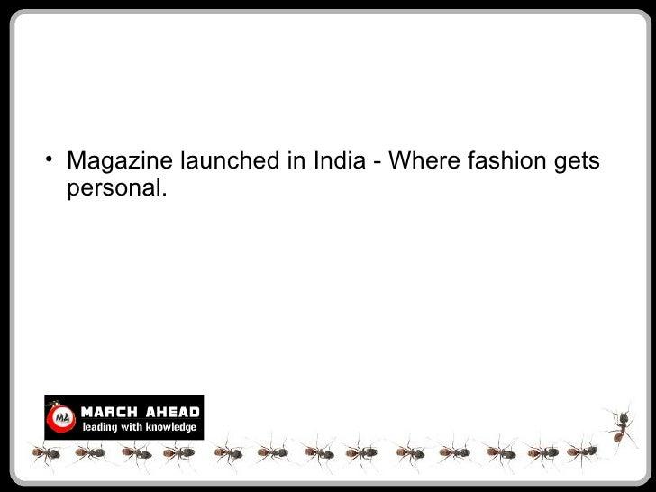 • Harpers Bazaar