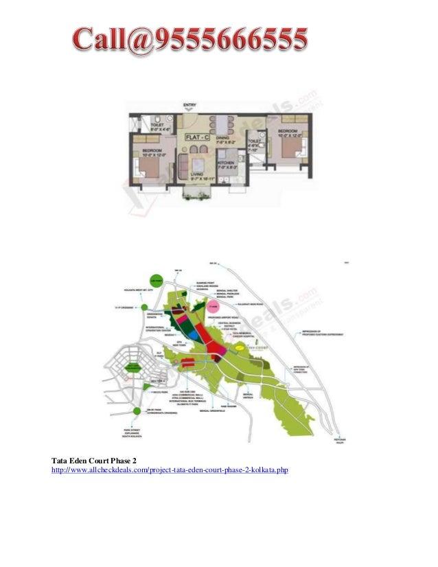 Tata Eden Court Phase 2 - New Residential Project - Tata Eden Court Slide 3