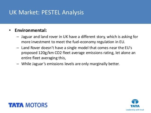 pestel analysis european automobile market The industry was profitable and self-sustaining in europe and in the uk technology and modern management practices have transformed the shop floor environment, and product technology embraces lightweight materials, cutting edge design analysis and visualisation tools and the extensive use of integrated electronic.